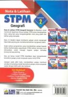 (PENERBIT ILMU BAKTI)NOTA&LATIHAN GEOGRAFI SEMESTER 2 STPM 2020
