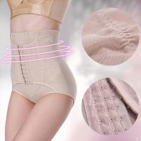 Women High Waist Panties Body Slimming Underwear Panties