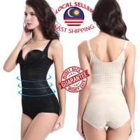 Seamless Siamese Girly Postpartum Women Corset Underwear (Assorted Colors)