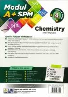 (PENERBIT ILMU BAKTI)MODUL A+CHEMISTRY(BILINGUAL)FORM 4 KSSM SPM 2020