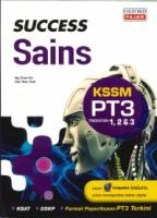 (OXFORD FAJAR)SUCCESS SAINS TINGKATAN 1,2&3 PT3 KSSM 2020
