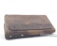 Ironroom RFID Protected Bi-fold Leather Wallet RQW2035
