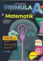 (SASBADI SDN BHD)MODUL AKTIVITI FORMULA A+MATEMATIK(DWIBAHASA)TINGKATAN 1 PT3 KSSM 2020