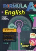(SASBADI SDN BHD)MODUL AKTIVITI FORMULA A+ENGLISH FORM 1 PT3 KSSM 2020