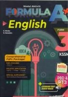 (SASBADI SDN BHD)MODUL AKTIVITI FORMULA A+ENGLISH FORM 3 PT3 KSSM 2020