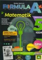 (SASBADI SDN BHD)MODUL AKTIVITI FORMULA A+MATEMATIK(DWIBAHASA)TINGKATAN 5 KBSM SPM 2020
