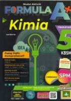 (SASBADI SDN BHD)MODUL AKTIVITI FORMULA A+KIMIA(DWIBAHASA)TINGKATAN 5 KBSM SPM 2020