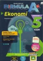 (SASBADI SDN BHD)MODUL AKTIVITI FORMULA A+EKONOMI TINGKATAN 5 KSSM SPM 2020