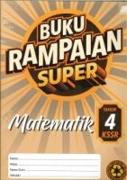 (SASBADI SDN BHD)BUKU RAMPAIAN SUPER MATEMATIK TAHUN 4 KSSR 2020