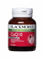 Blackmores CoQ10 50mg 30's