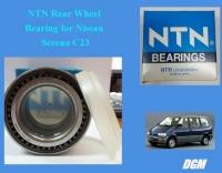 NTN Rear Wheel Bearing for Nissan Serena C23