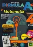 (SASBADI SDN BHD)MODUL AKTIVITI FORMULA A+MATEMATIK(DWIBAHASA)TINGKATAN 4 KSSM SPM 2020