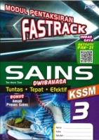 (PEP PUBLICATIONS SDN BHD)MODUL PENTAKSIRAN FASTRACK SAINS(DWIBAHASA)TINGKATAN 3 KSSM 2020