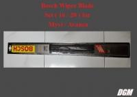 Bosch Wiper Blade Set ( 16 / 20 ) for Myvi / Avanza
