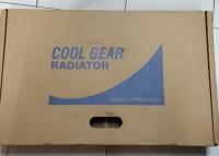 Proton Wira 1993 1.3 1.5 Manual 2 Row Radiator Denso Cool Gear