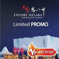 Melaka: Encore Melaka Impression Series Ticket [Premium Seat]