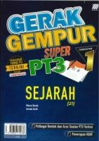 (SASBADI SDN BHD)GERAK GEMPUR SUPER SEJARAH(21)TINGKATAN 1 PT3 2020
