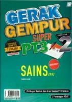 (SASBADI SDN BHD)GERAK GEMPUR SUPER SAINS(DWIBAHASA)(55)TINGKATAN 2 PT3 2020