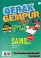 (SASBADI SDN BHD)GERAK GEMPUR SUPER SAINS(DWIBAHASA)(55)TINGKATAN 3 PT3 2020