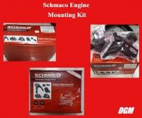Schmaco Engine Mounting Kit for Perodua Viva Auto / Manual
