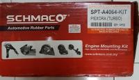 Schmaco Engine Mounting Kit Set for Proton Exora Preve Suprima S Turbo Auto