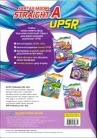 (PEP PUBLICATIONS SDN BHD)KERTAS MODEL STRAIGHT A BAHASA MELAYU UPSR 2020