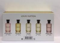 LV perfume Gift Set by Louis Vuitton set 5 in 1 Each 10 mL