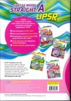 (PEP PUBLICATIONS SDN BHD)KERTAS MODEL STRAIGHT A SAINS(DWIBAHASA)UPSR 2020