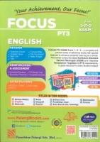 (PELANGI)FOCUS ENGLISH CEFR-ALIGNED FORM 1.2.3 PT3 KSSM 2020