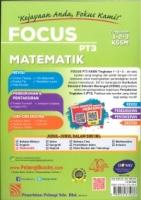 (PELANGI)FOCUS MATEMATIK TINGKATAN 1.2.3 PT3 KSSM 2020