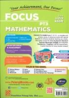 (PELANGI)FOCUS MATHEMATICS FORM 1.2.3 PT3 KSSM 2020