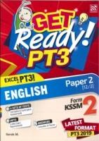 (PELANGI)GET READY ENGLISH PAPER 2 FORM 2 PT3 KSSM 2020