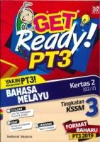 (PELANGI)GET READY BAHASA MALAYU KERTAS 2 TINGKATAN 3 PT3 KSSM 2020