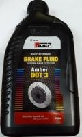 Gep brake fluid AMBER DOT3 750ml