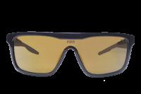Puma Sunglasses Model PU0248S-005 Black-Black-Gold