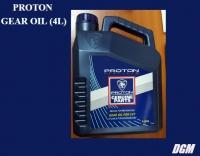 PROTON CVT ATF AUTO TRANSMISSION GEAR OIL (4L)