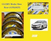 GLORY Brake Shoe Rear for Proton Exora 1.6 Arena (GFK6825)