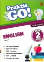(PELANGI)PRAKTIS GO ENGLISH CEFR-ALIGNED YEAR 2 KSSR 2020