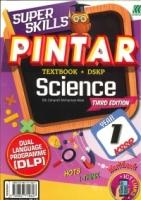 (SASBADI SDN BHD)SUPER SKILLS PINTAR TEXTBOOK+DSKP SCIENCE(THIRD EDITION)DUAL LANGUAGE PROGRAMME(DLP)YEAR 1 KSSR 2020
