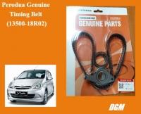 Perodua Genuine Timing Belt for Viva 660 (13500-18R02)