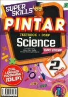 (SASBADI SDN BHD)SUPER SKILLS PINTAR TEXTBOOK+DSKP SCIENCE(THIRD EDITION)DUAL LANGUAGE PROGRAMME(DLP)YEAR 2 KSSR 2020