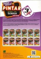 (SASBADI SDN BHD)SUPER SKILLS PINTAR TEXTBOOK+DSKP SCIENCE(THIRD EDITION)DUAL LANGUAGE PROGRAMME(DLP)YEAR 3 KSSR 2020