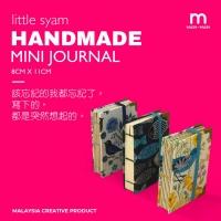 LITTLE SYAM Homemade Mini Journal