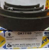 GLORY Rear Brake Shoes ( GK11169 ) For BLM / FL / FLX / SAVVY