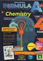 (SASBADI SDN BHD)MODUL AKTIVITI FORMULA A+CHEMISTRY(BILINGUAL)FORM 4 KSSM 2020