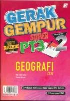 (SASBADI SDN BHD)GERAK GEMPUR SUPER GEOGRAFI-23 TINGKATAN 2 PT3 2020