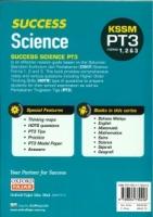 (OXFORD FAJAR)SUCCESS SCIENCE FORM 1,2&3 PT3 KSSM 2020