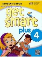 BUKU TEKS ENGLISH GET SMART PLUS 4 STUDENT'S BOOK YEAR 4