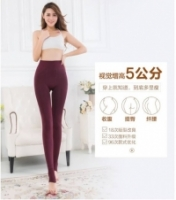 200g Pearl Velvet All-in-One Pants 2020 Fall and Winter Leggings Wear High Waist Plus Velvet Thicker Warm Pants