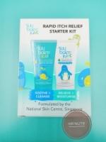 Suu Balm Kids Rapid Itch Relief Starter Kit